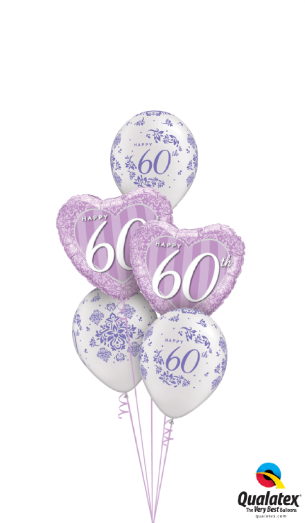 60th Anniversary Classic Bouquet